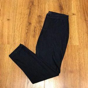 NYDJ Alina Leggings Dark Wash Jeans 4 Petite